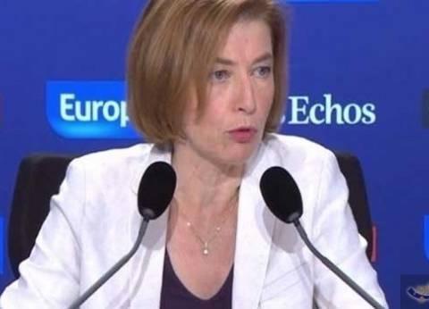 """""""الدفاع الفرنسية"""": أبلغنا روسيا بالضربات.. ولم نستهدف حلفاء سوريا"""