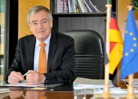 """سفير ألمانيا عن مبادرة """"المدارس شركاء المستقبل"""": جسر لا غنى عنه مع مصر"""