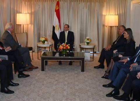"""رئيس """"جنرال إليكتريك"""" يعرب لـ""""السيسي"""" عن تطلعه لزيادة نشاطها في مصر"""