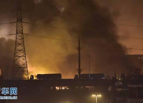 الشبكة الوطنية الصينية لرصد الزلازل: الانفجار الثاني يعادل 21 طن TNT