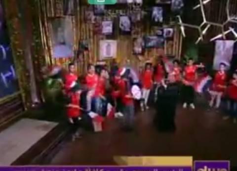 """""""dmc"""" تحتفل بتأهل منتخب مصر لكأس العالم"""