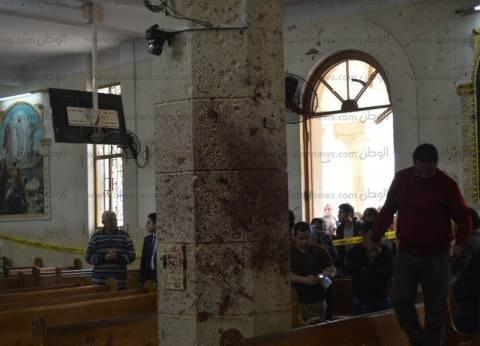 عاجل| إسعاف كفر الشيخ يدفع بـ8 سيارات لنقل مصابي تفجير الإسكندرية
