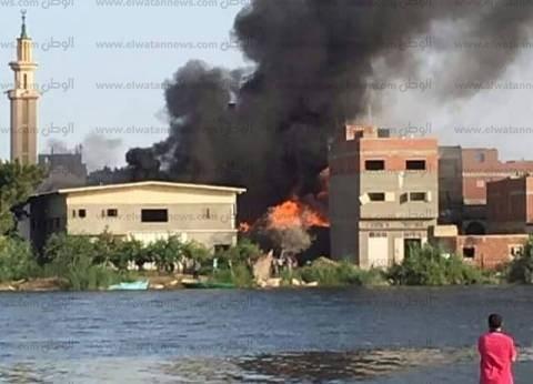 """القبض على سائق """"توك توك"""" بتهمة إشعال النيران بشقة جاره بالقاهرة"""
