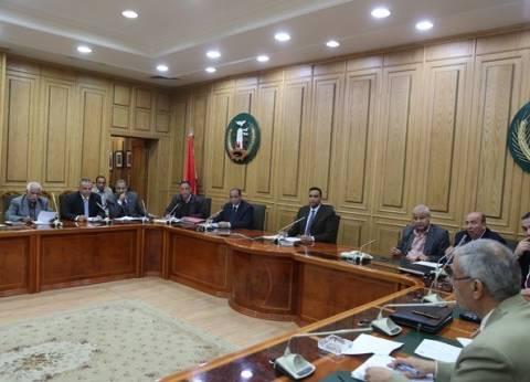 سكرتير عام المنوفية يترأس اجتماع اللجنة العليا للمشروعات الاقتصادية