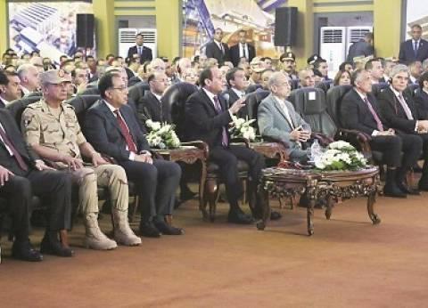 «السيسى» لـ«المصريين»: اصبروا وسترون العجب العُجاب فى مصر.. وما حققناه فى مجال الكهرباء والطاقة «خيال»