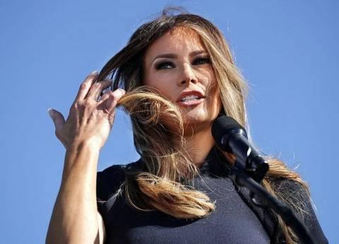 """وسائل إعلام: """"ميلانيا ترامب"""" لم تكن برفقة سيدة اليابان الأولى خلال جولتها في واشنطن"""