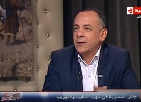 """الوزيري: """"دخلت التابوت براسي أول واحد عشان مايفتكروش إني خايف"""""""