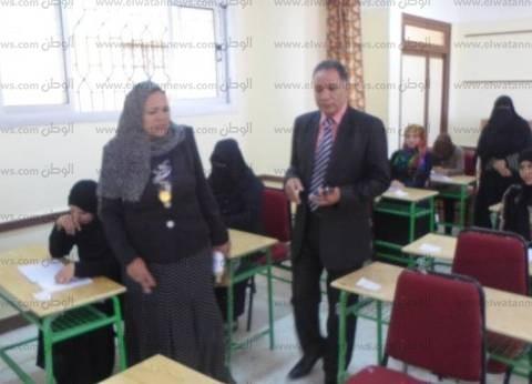 """""""تعليم سيناء"""" يهنئ """"الزهور الإعدادية"""" بفوزها في مسابقة أوائل الطلاب"""