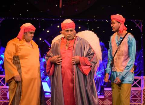 """الليلة.. """"السيرة الهلامية"""" على """"قصر ثقافة بورسعيد"""""""