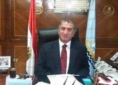 """محافظ كفرالشيخ يشدد على رؤساء المدن بمتابعة """"استرداد حق الشعب"""""""