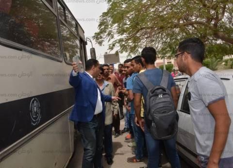 """""""مستقبل وطن"""" قنا: طوابير المواطنين أمام لجان الاقتراع تبهر العالم"""