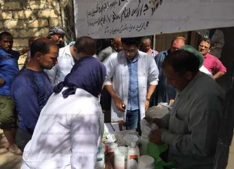 """""""صحة الإسكندرية"""": استمرار مسح الأمراض غير المعدية وظهور 873 مصابا"""