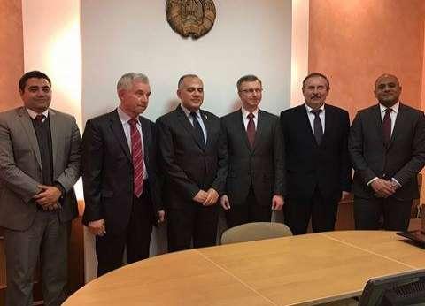"""وزير الري يزور """"بيلاروسيا"""" لبحث أوجه التعاون في إدارة الموارد المائية"""