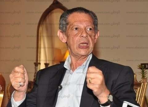 النائب فؤاد بدراوي: بعض الدول تريد الخراب والدمار لمصر