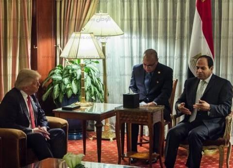 بدء لقاء السيسي وأبو مازن على هامش فعاليات جمعية الأمم المتحدة