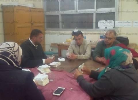 مؤشرات أولية| لجنة 3 محافظة القاهرة: السيسي 1639 صوتا وموسى 58