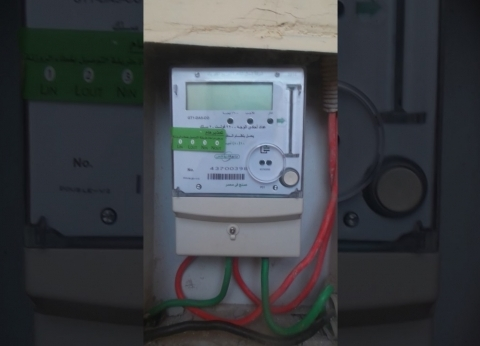 «الكهرباء» تستعد لتركيب عدادات جديدة بالمنازل.. «بتتشحن بالتليفون»