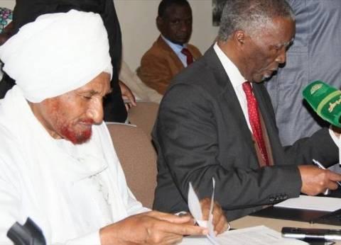 """قوى"""" نداء السودان"""" توقع بأديس أبابا على """"خارطة طريق"""" للسلام"""