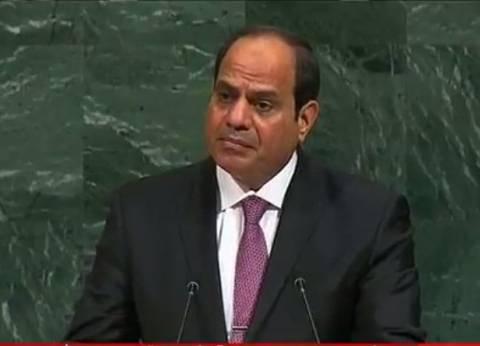 تعرف على «الدولة الوطنية الحديثة» التي ذكرها الرئيس في خطابه
