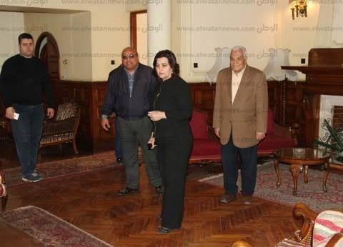 «الآثار» تشكل لجنة للتحقيق فى سرقة غرفة الملك فاروق