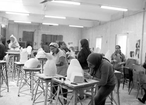 طلاب كليات الفنون: «إحنا أكتر ناس تعرف ربنا وتتدبر قدرته»