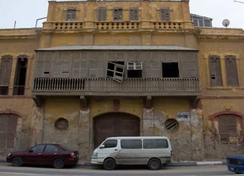 المساجيرى.. أقدم مبانى المدينة الصامدة «ترانزيت» بريد أوروبا إلى مستعمراتها