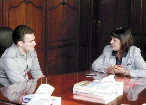 وزيرة التطوير الحضرى: إعلان مصر خالية من المناطق الخطرة خلال عام