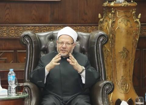 المفتي عن تفجير العريش: ومن أظلم ممن منع مساجد الله أن يذكر فيها اسمه