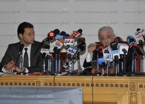 وزير التعليم: جمع مناهج رياض الأطفال وأولى ابتدائي في 4 كتب