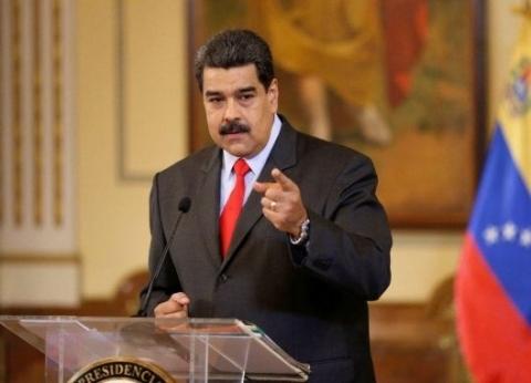 عاجل| بوتين يؤكد دعم بلاده للرئيس الفنزويلي نيكولاس مادورو