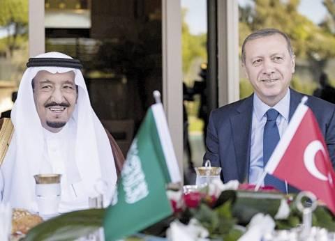 خادم الحرمين يجري اتصالا هاتفيا بالرئيس التركي