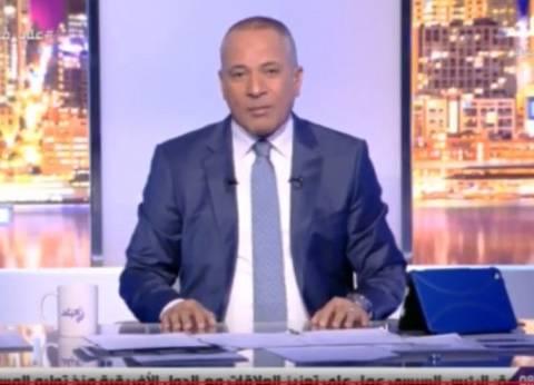 """أحمد موسى يطلق هاشتاج """"حقك علينا يا سيسي"""""""