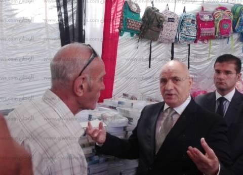 مديرية أمن القاهرة تشن حملات مكبرة بالأحياء