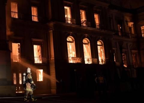 مومياوات مصرية في متحف البرازيل المحترق.. عرضت لأول مرة منذ 194 عاما