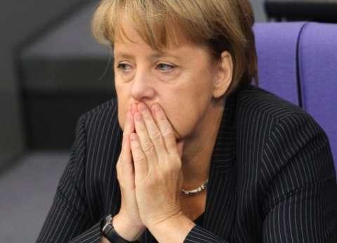 ميركل معربة عن صدمتها لإعتداءات بروكسل: مصممون على هزيمة الإرهاب