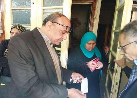 """""""تموين الإسكندرية"""": استقبال 160 ألف طن قمح خلال أبريل المقبل"""