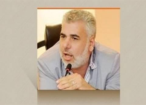 باسل السيسي يطالب بإلغاء المقعد المخصص للنقل السياحي بغرفة الشركات