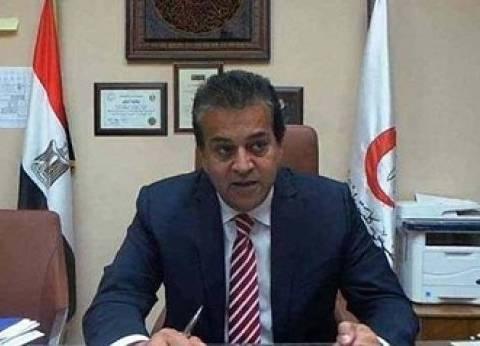 """""""عبد الغفار"""" يؤكد على دعم وزارة التعليم العالي للمبادرات الطلابية"""