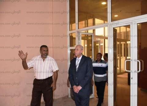 مدير المدينة الشبابية في أسوان: 35 مليون جنيه تكلفة خطة التطوير