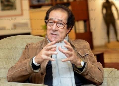 """فاروق حسني لـ""""الوطن"""": فرص """"خطاب"""" قائمة.. والجولة الأولى """"خادعة"""""""