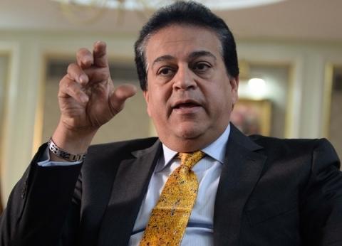 وزير التعليم العالي يكشف عن استخدامات القمر الصناعي المصري