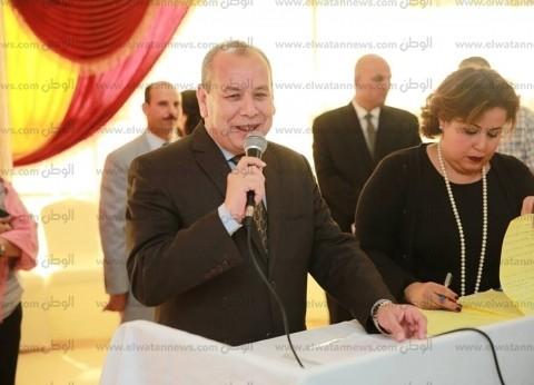 محافظ كفر الشيخ: ملتقى البرلس رسالة أن مصر واحة الأمن والأمان