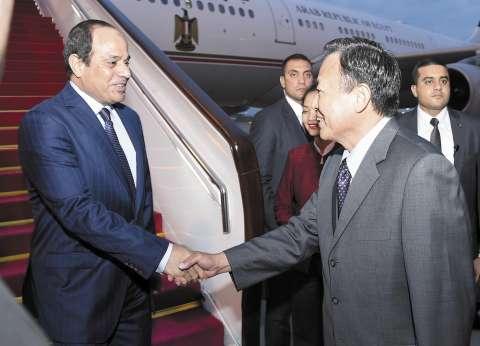 """""""الوطن"""" تنشر تفاصيل مذكرة التفاهم الموقعة مع الصين عن العاصمة الإدارية"""
