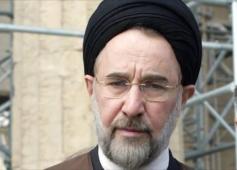 خاتمي يعلن تأييده لروحاني في الانتخابات الرئاسية الإيرانية