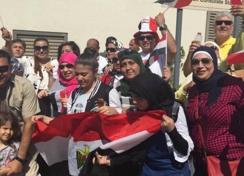 """""""المصريين بالخارج"""": إقبال الناخبين فاق التوقعات خلال أول أيام التصويت"""