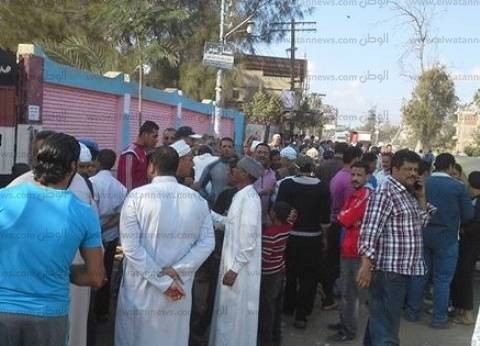 تأخر فتح لجان قرى اخناواي ودفرة بالغربية بسبب عدم وصول القضاة