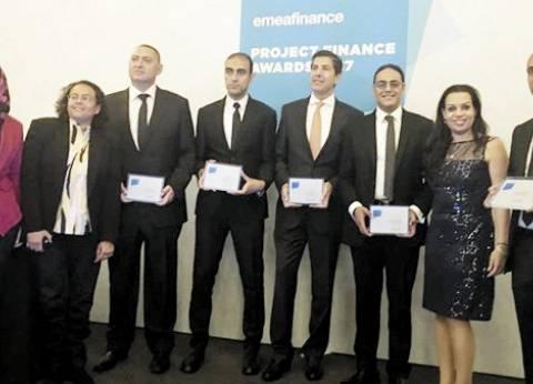 «الأهلى المصرى» يحصد 3 جوائز من مؤسسة «EMEA FINANCE» العالمية