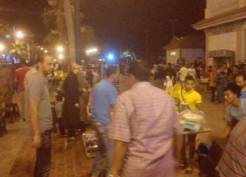 مجلس مدينة رأس البر يواصل حملة إزالة الإشغالات