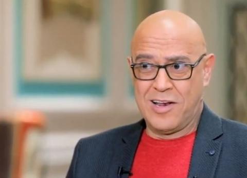 """أشرف عبد الباقي: """"شخصية عثمان أحمد عثمان تتعمل مسلسل"""""""