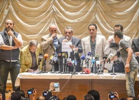 «الصحفيين» تتراجع عن تشكيل «لجنة الحكماء» بسبب «مكرم».. واجتماع اليوم لبحث تنفيذ القرارات